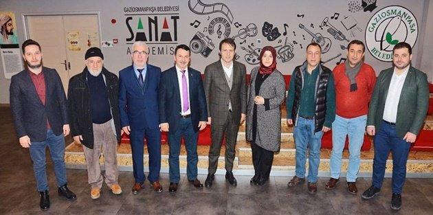 Gaziosmanpaşa Kültür ve Sanat merkezi Olacak...
