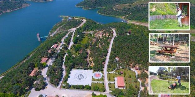 Gaziosmanpaşa Millet Bahçesi 13 Haziran'da Kullanıma Açılıyor