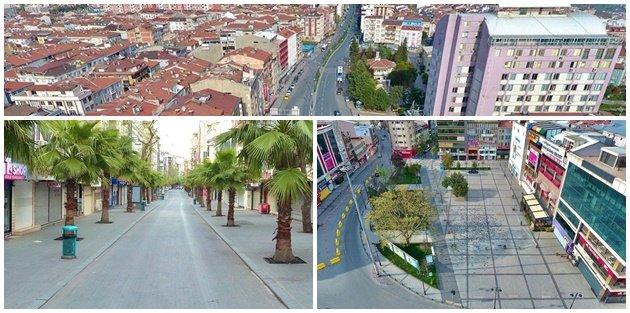 Gaziosmanpaşa sokaklarında ikinci hafta sessizliği