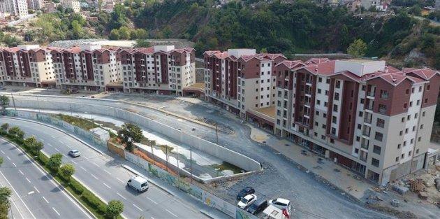 Gaziosmanpaşa'da 2.054 Konutu Hak Sahiplerine Teslim Ediliyor