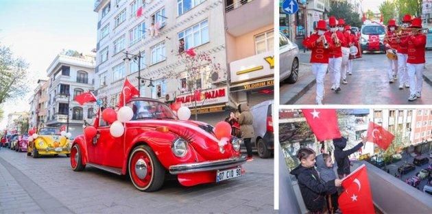 Gaziosmanpaşa'da 23 Nisan Coşkuyla Kutlandı
