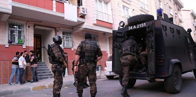 Gaziosmanpaşa'da Araçlara El Yapımı Patlayıcıyla Saldıran 4 Pkk'lı Yakalandı