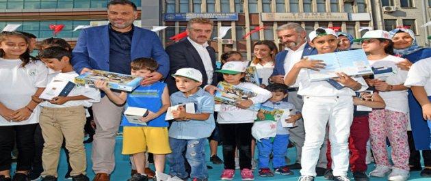 Gaziosmanpaşa'da Aşure Heyecanı Yetim Çocuklarla Birlikte Yaşandı
