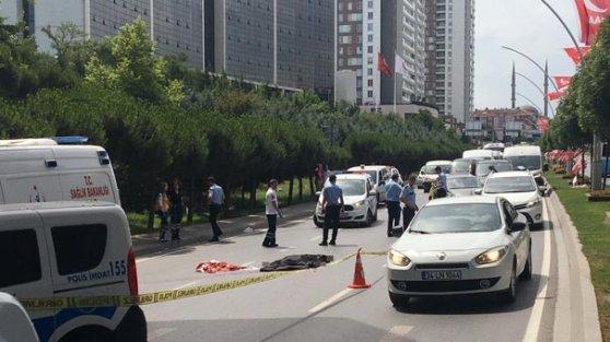 Gaziosmanpaşa'da bir şahıs viyadükten atlayarak intihar etti