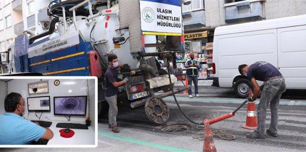 Gaziosmanpaşa'da Çalışmalar Sürüyor