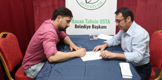 Gaziosmanpaşa'da İstihdam Seferberliğine Destek Sürüyor