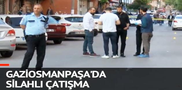 Gaziosmanpaşa'da Kanlı Soygun : 1'i Ağır 2 Yaralı