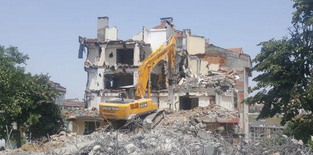 Gaziosmanpaşa'da Kentsel Dönüşüm Hızla Devam Ediyor