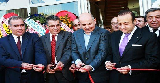 Gaziosmanpaşa'da Özel Şafak Sağlık Meslek Lisesi Açıldı...