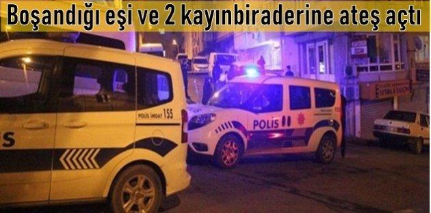 Gaziosmanpaşa'da silahlı saldırı: 3 yaralı