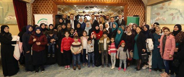 Gaziosmanpaşa'da Suriyeli Göçmenler Yeni Hayatlarına Uyum Sağlıyor