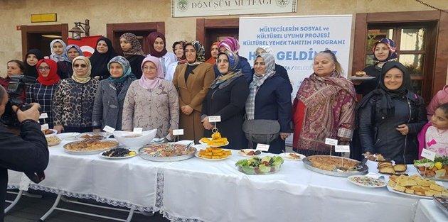 Gaziosmanpaşa'da Türkiye Ve Suriye Lezzetleri Bir Arada