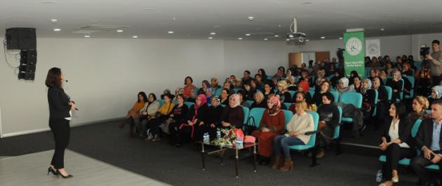 Gaziosmanpaşalı Kadınlara Girişimcilik Eğitimi