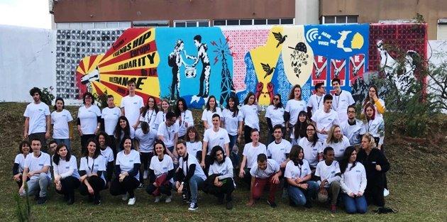 Gaziosmanpaşalı Öğrenciler Avrupa'ya Açılıyor