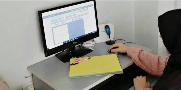 Gaziosmanpaşa'lı Öğrencilerden Online Deneme Sınavlarına Yoğun İlgi
