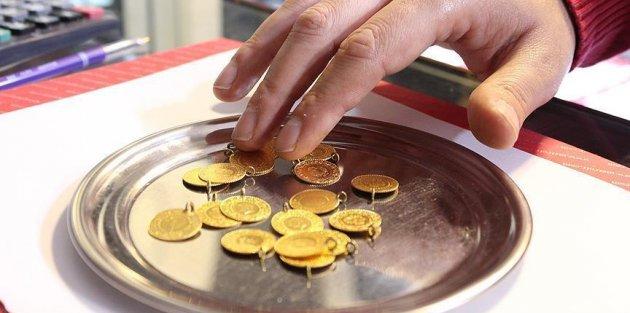 Gram altın tüm zamanların en yüksek seviyesini gördü