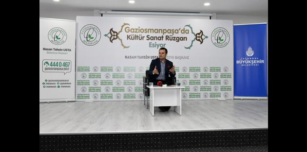 Güçlenen Türkiye'nin Ortadoğu'daki Rolü Gaziosmanpaşa'da Konuşuldu