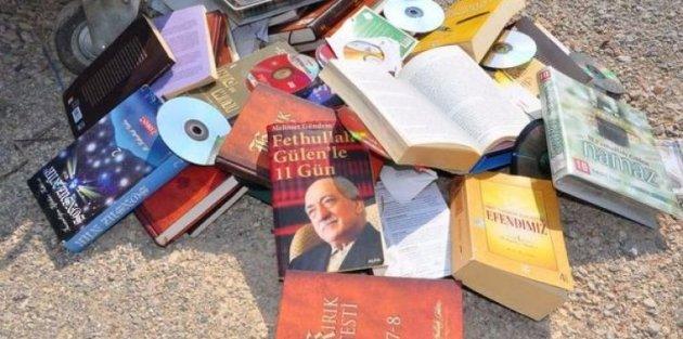 Gülen'in kitaplarının toplatılmasına karar verildi