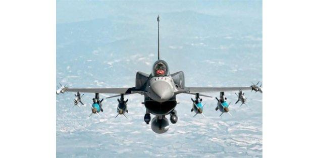 Hakkari'de hava destekli operasyon
