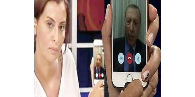 Hande Fırat: Cumhurbaşkanı da telefonu soruyor
