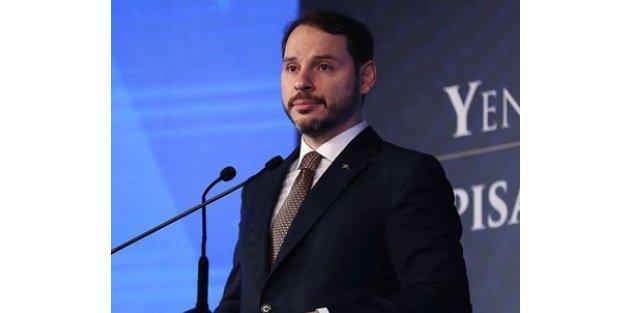 Hazine ve Maliye Bakanı Albayrak: Faizlerde düşüş trendi olacak
