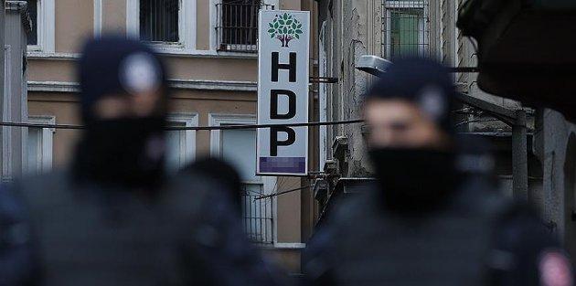 HDP Kadıköy İlçe Eş Başkanı tutuklandı