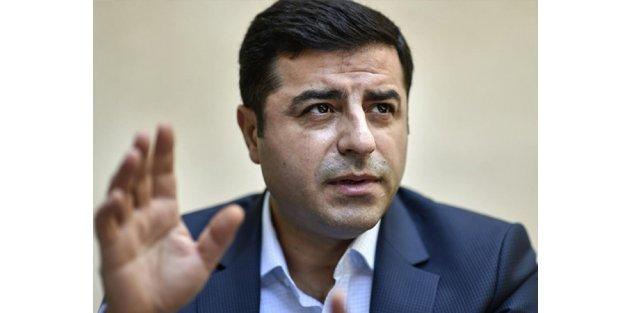 HDP'den skandal çağrı!