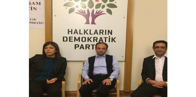 HDP'liler açlık grevine devam ediyor