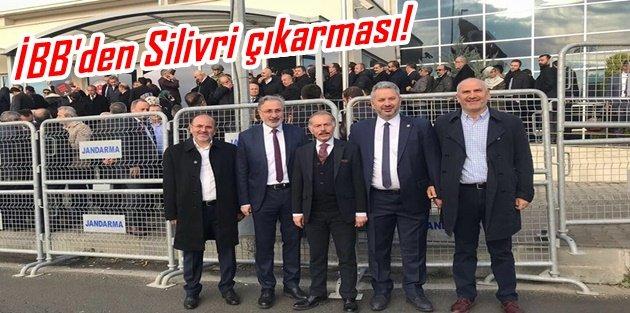 İBB'den Silivri çıkarması! 150 avukatla..