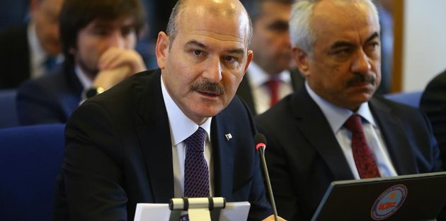 İçişleri Bakanı Soylu: Bugüne kadar 62 bin 730 FETÖ operasyonu yapıldı