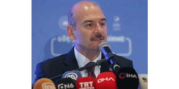 İçişleri Bakanı Soylu: Diyarbakır'da halay çekenlerin, evlatlarımız şehit edilirken gıkı çıkmadı