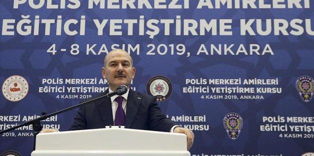 İçişleri Bakanı Soylu: Elimizdeki DEAŞ'lıları kendi ülkelerine göndeririz