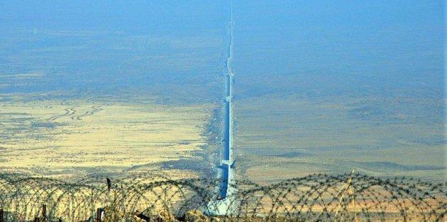 İçişleri Bakanı Soylu: Güvenlik duvarının yüzde 50'si tamamlandı