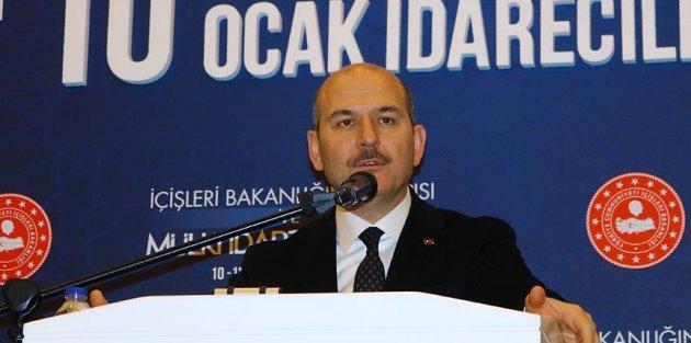 İçişleri Bakanı Soylu: İnisiyatifi tamamen elimize almış durumdayız