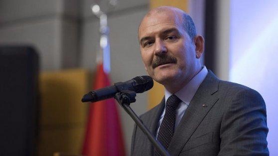 İçişleri Bakanı Soylu: PKK'ya destek bilmediğimiz yerlerden geliyor değil