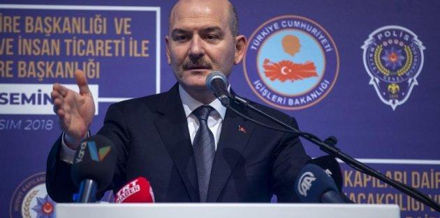 İçişleri Bakanı Soylu: Sınır güvenlik alt yapımıza denizlerimizi de entegre ediyoruz