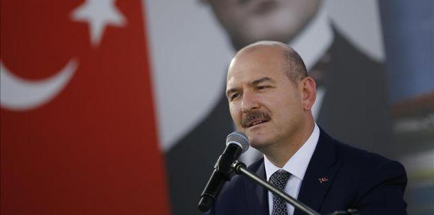 İçişleri Bakanı Soylu: Ülkemizde 3 milyon 611 bin 834 Suriyeliyi barındırıyoruz