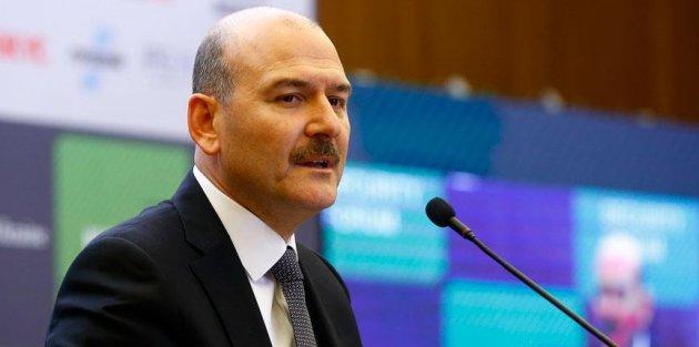 İçişleri Bakanı Soylu'dan 'yeni göç dalgası' açıklaması