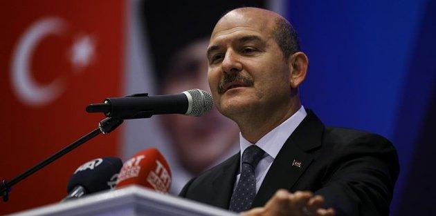İçişleri Bakanı Süleyman Soylu: İstanbul Valiliğine talimat verildi