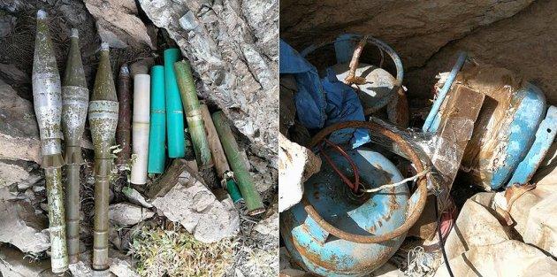 İkiyaka Dağları'ndaki operasyon devam ediyor