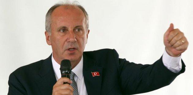 İnce'den Kılıçdaroğlu'na tepki