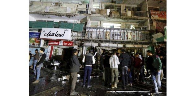 Irak'ta bombalı saldırılar!