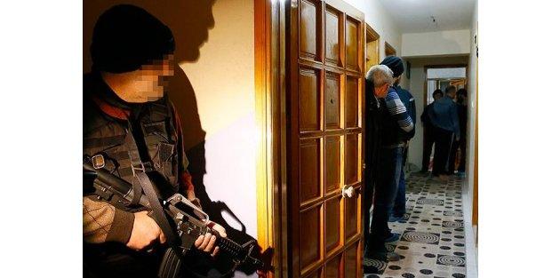 IŞİD Operasyonu: 3 Rus gözaltında