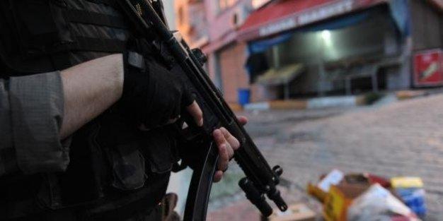 IŞİD, PKK ve DHKP-C'ye yönelik operasyonlarda 851 kişi gözaltına alındı