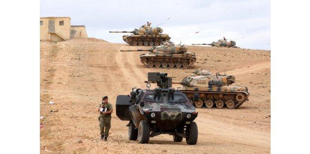 IŞİDe karşı Güvenli Bölgeye 10 bin Mehmetçik