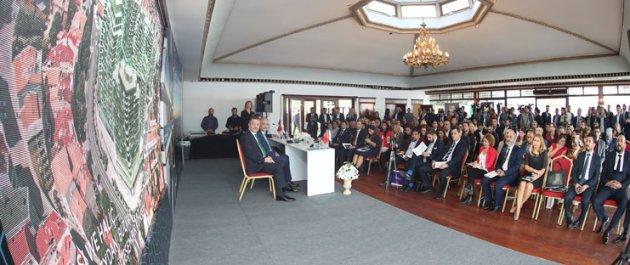 Uluslararası Yeşil Mahalle Gaziosmanpaşa'da Kuruluyor