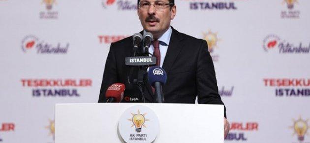'İstanbul' açıklaması: AK Parti rakam verdi