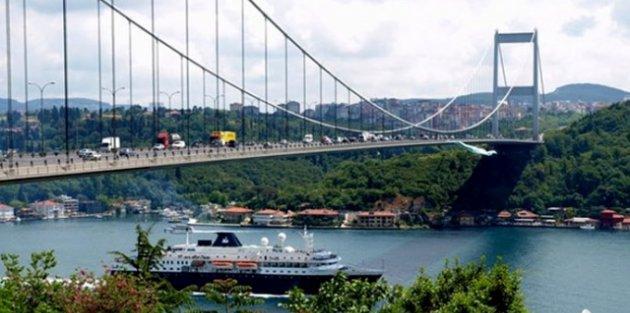 İstanbul Boğazı gemi geçişlerine Furkan için kapatıldı