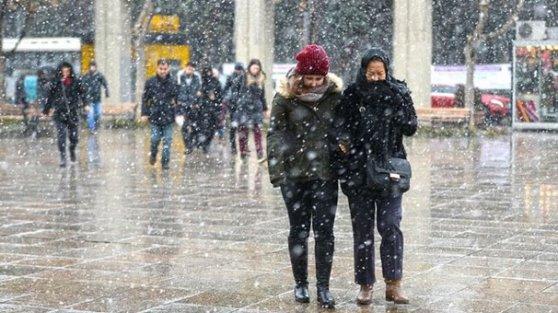 İstanbul hava durumu... Meteoroloji'den kar uyarısı