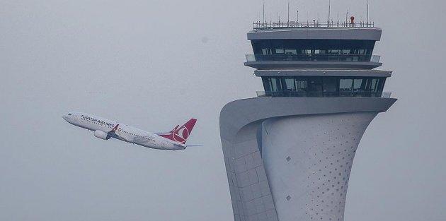İstanbul Havalimanı'nda 'akıllı teknoloji' farkı
